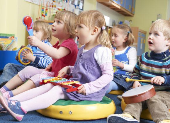 Rozwijanki – zajęcia dla maluchów we wrześniu