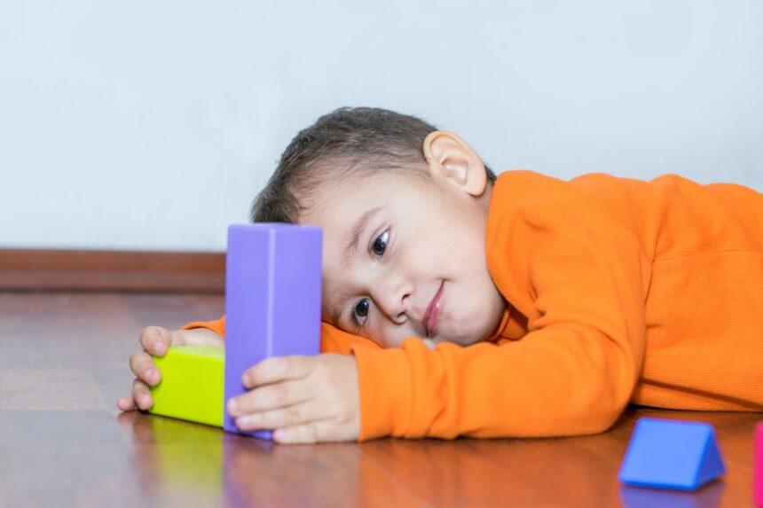 Terapia dzieci z autyzmem