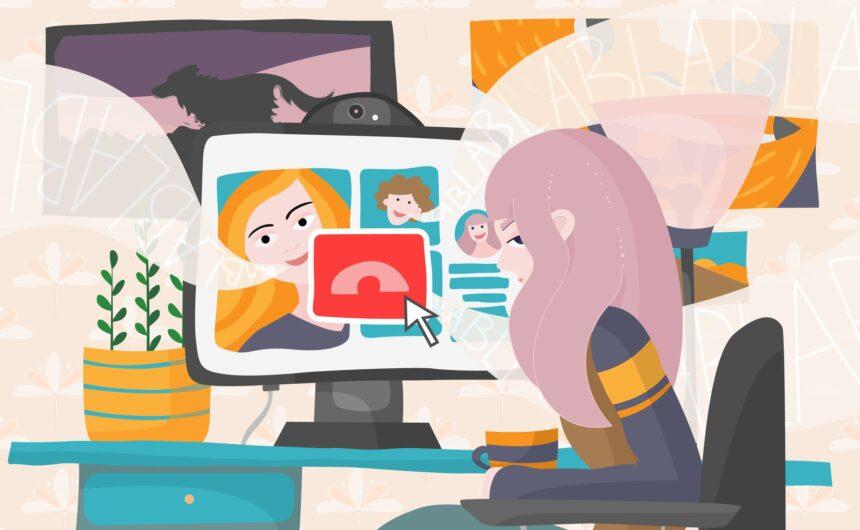 Psycholog online – problemy i wsparcie w czasie pandemii