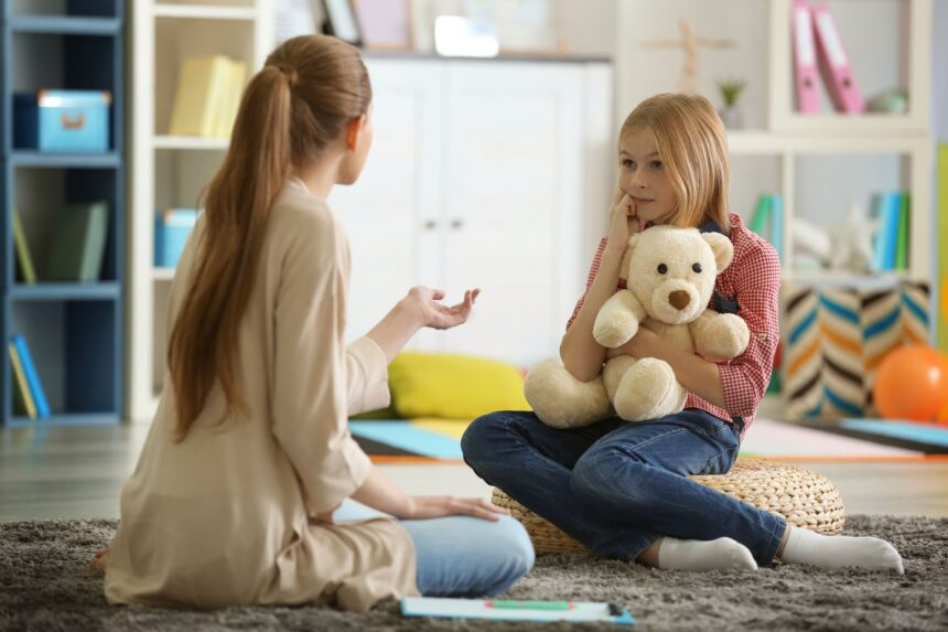Dziecko i wizyta u psychologa: czy jest się czego bać?
